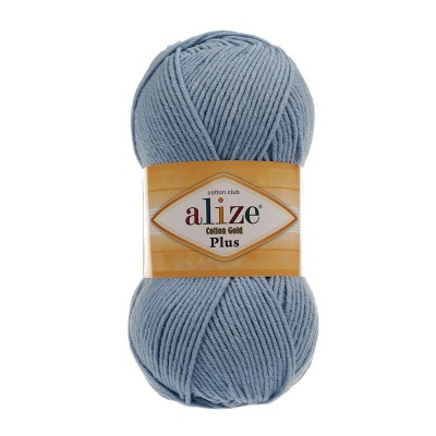 Alize Cotton Gold Plus 350 Sea Blue