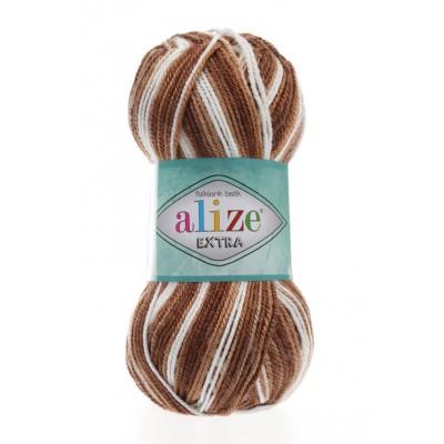 Alize Extra Folklorik Batik 5897