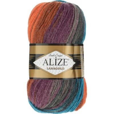 Alize Lanagold Batik 4209