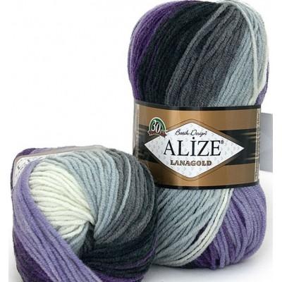 Alize Lanagold Batik 4306