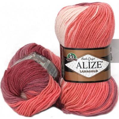 Alize Lanagold Batik 4742