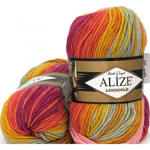 Alize Lanagold Batik 5673 e879a3ec43d