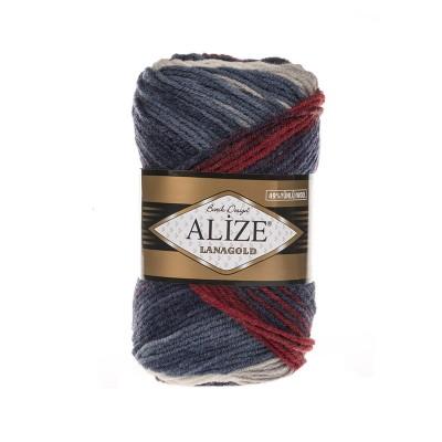 Alize Lanagold Batik 2978
