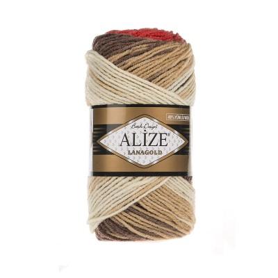 Alize Lanagold Batik 4574