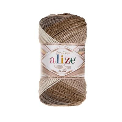 Alize Superlana Klasik Batik 3160