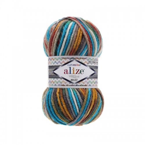 Alize Superlana Maxi Multicolor 52145