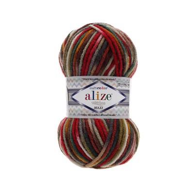 Alize Superlana Maxi Multicolor 52151