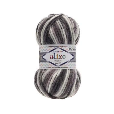 Alize Superlana Maxi Multicolor 52152