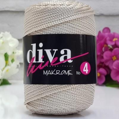 Diva Χοντρό Macrame 64