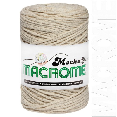 Cotton Macrame 2