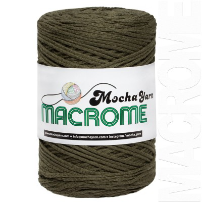 Cotton Macrame 6