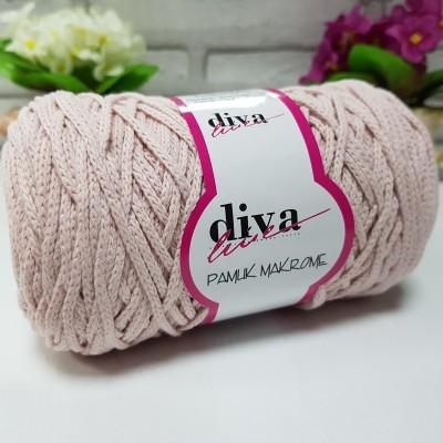 Diva Cotton Macrame 22 Πούδρα