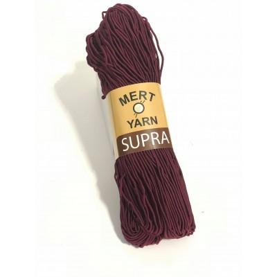Supra Yarn 10 (Μπορντό)