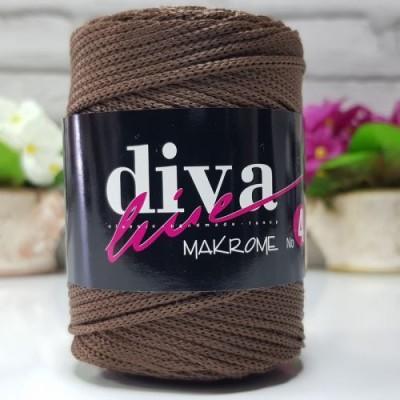 Diva Χοντρό Macrame 16